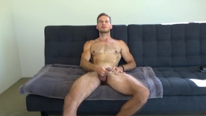 Alter Mann Jacking Off Solo